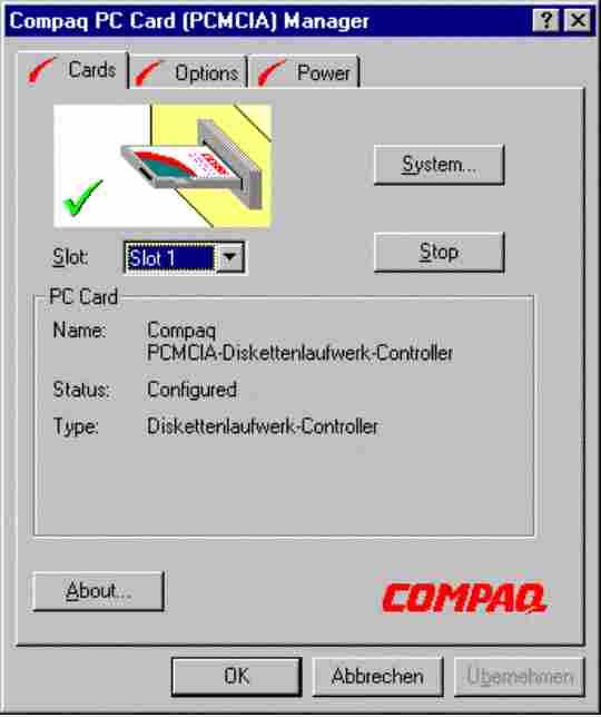 Pcmcia драйвера для windows скачать